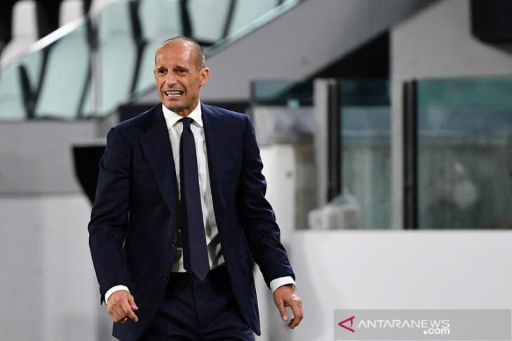 Allegri tegaskan Juventus harus raih kemenangan ketika hadapi Spezia