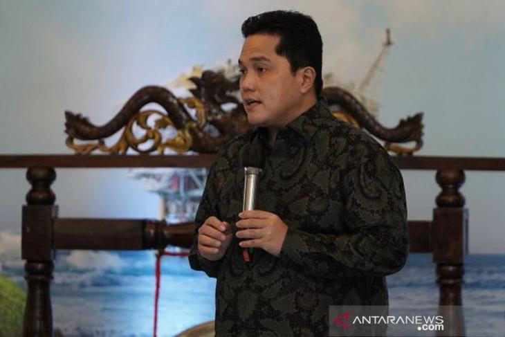 Erick  fokuskan Balai Pustaka pada kekayaan intelektual milik Indonesia