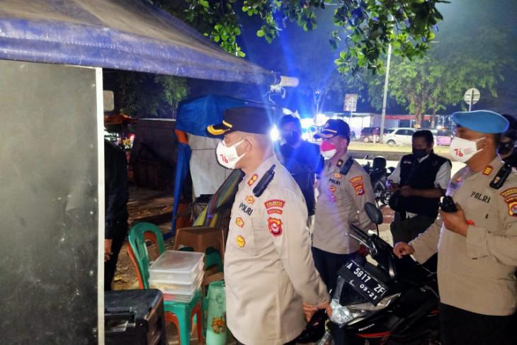 Polresta Tangerang operasi pendisiplinan prokes COVID-19