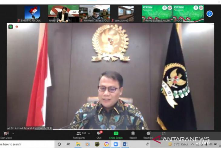 Wakil Ketua MPR minta  kebakaran Lapas Tangerang jangan dipolitisasi