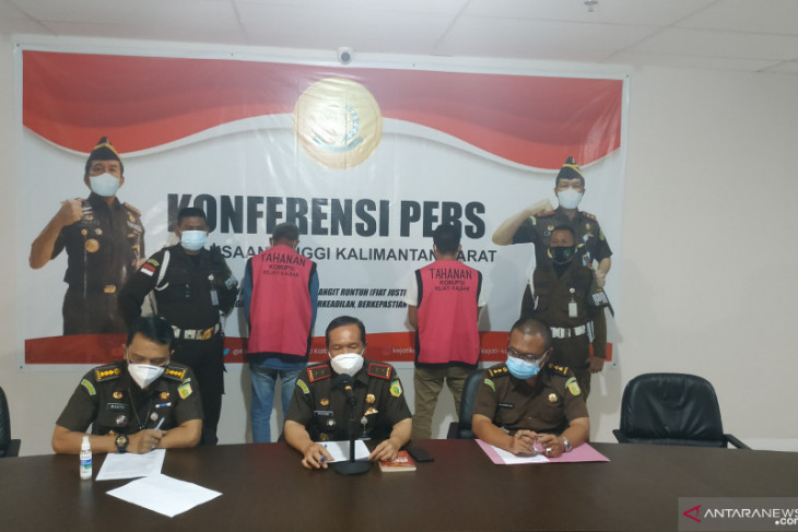 Kejati Kalbar bidik tersangka lain korupsi bank daerah di Bengkayang