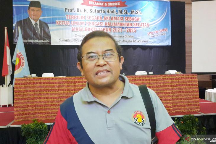 Sutarto Hadi, sang rektor berprestasi kini nakhodai Percasi Kalsel