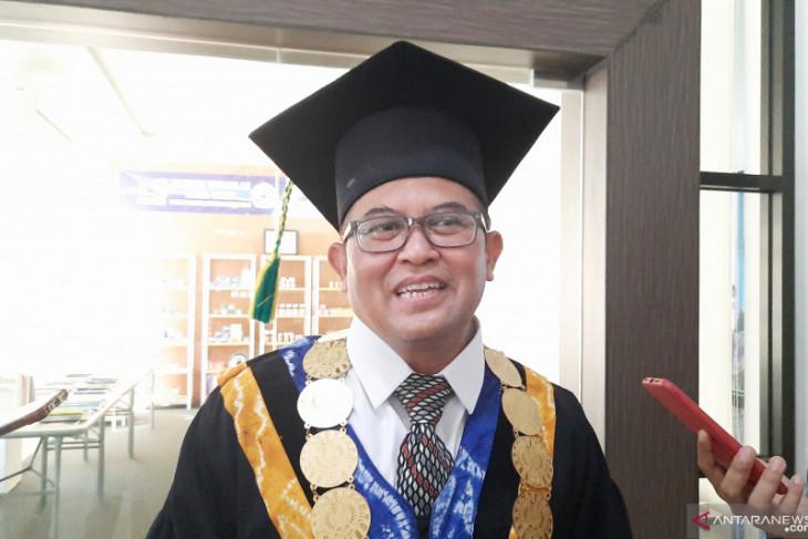Dosen PTS kualifikasi S3 di Kalimantan minim