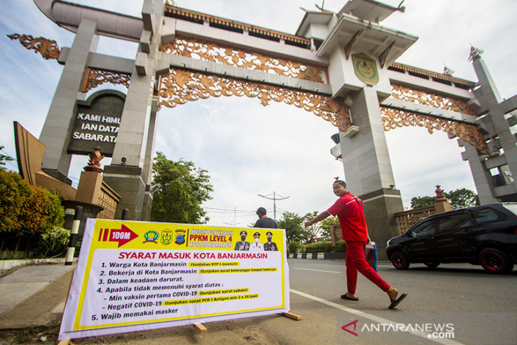 Gas rem aktivitas ekonomi saat pandemi