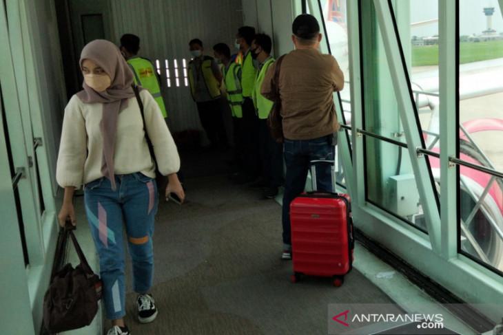 Pesawat  Batik Air mendarat di Kualanamu karena ada mesin yang harus diperiksa