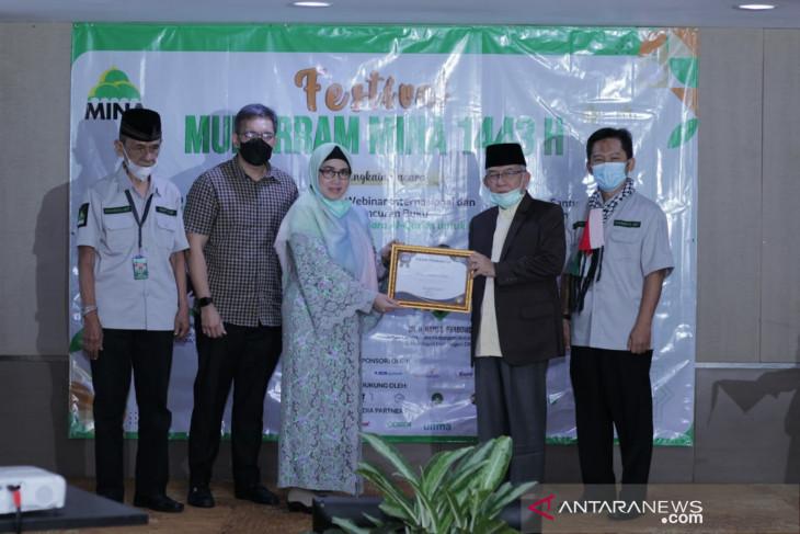 Imaam Yakhsyallah Mansur raih Penghargaan Muhyiddin Hamidy