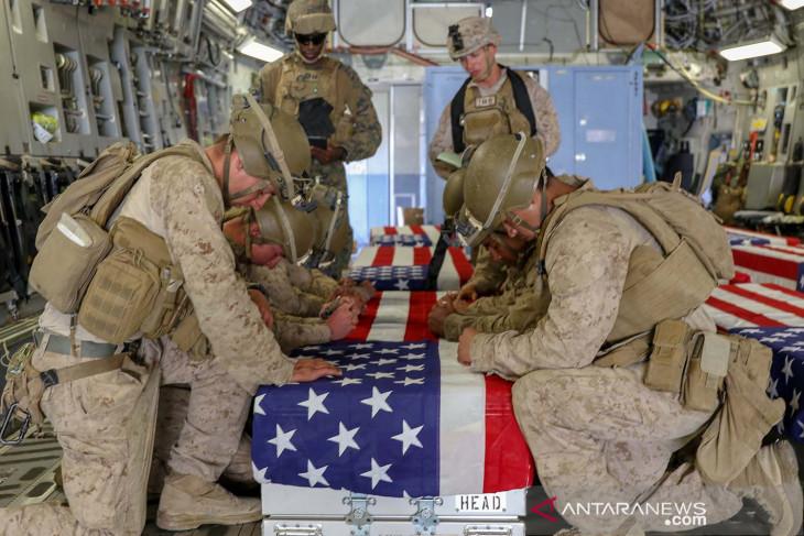 Tentara AS telah ditarik dari Afghanistan secara keseluruhan