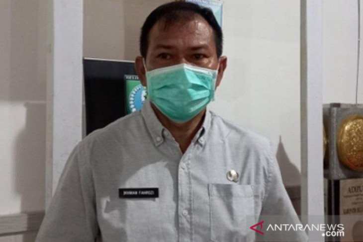 3.710 pasien COViD-19 Belitung Timur sudah sembuh