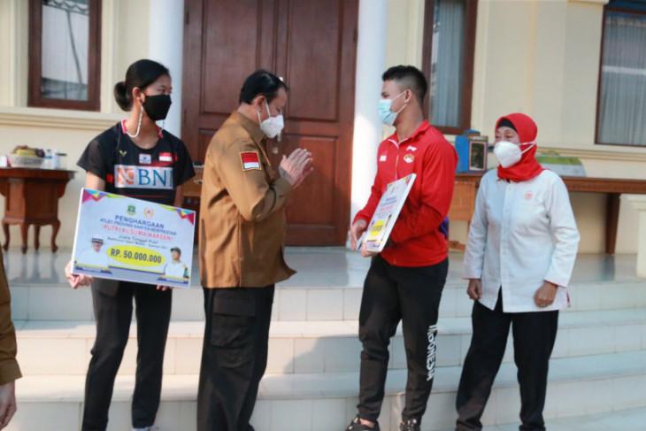 Gubernur Banten Wahidin Halim apresiasi atlet muda Banten berprestasi
