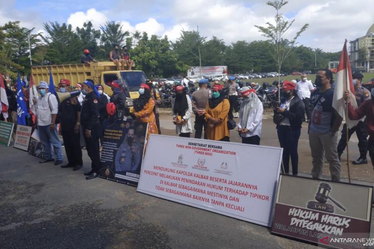 Korupsi pembangunan gedung BPPTD Mempawah tahap penyidikan