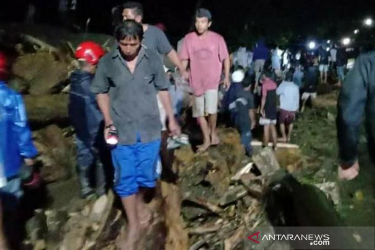 Ada 80 KK terdampak banjir bandang di Sigi