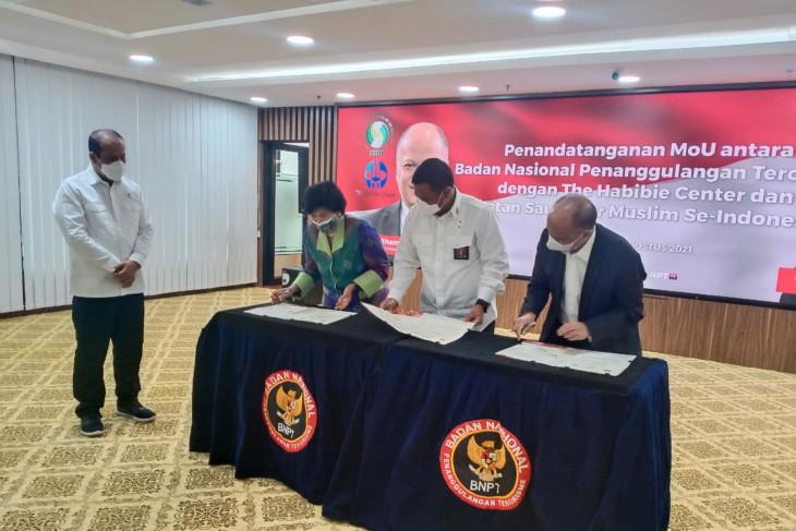 BNPT, ISMI, Habibie Center siap wujudkan Kawasan Khusus Terpadu Nusantara
