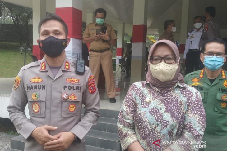 Kapolres-Bupati Bogor sepakat laksanakan uji coba ganjil genap di Jalur Puncak