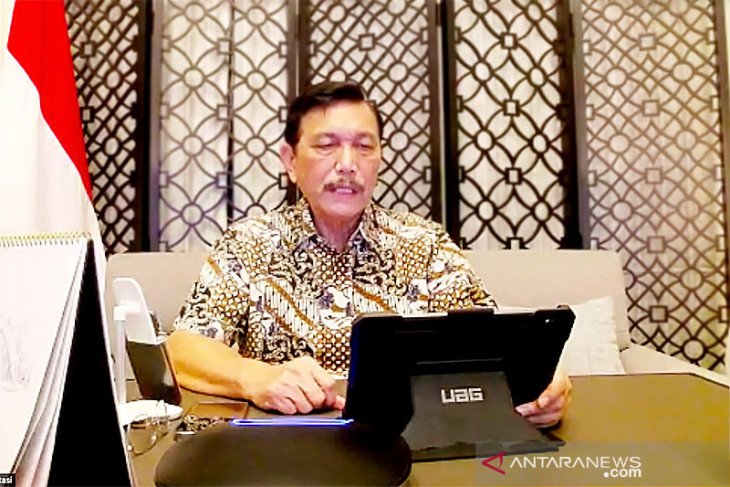 No Java-Bali Districts, cities at level 4 PPKM: Minister