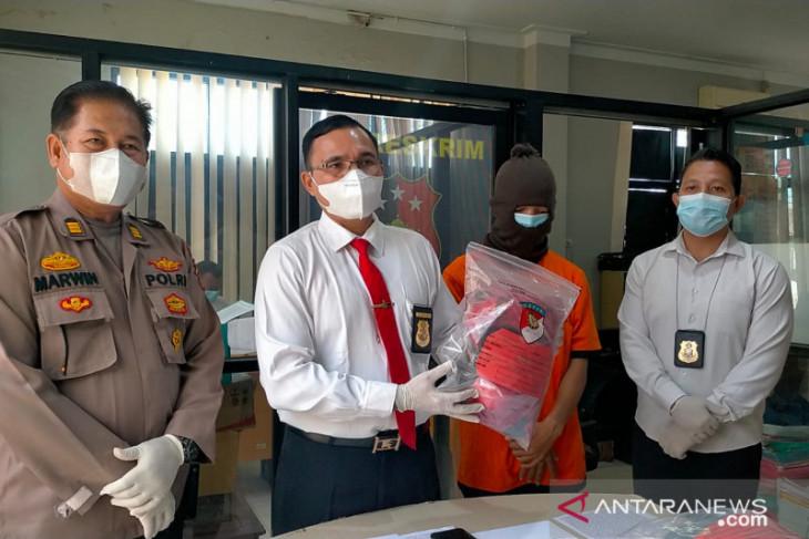 Polres Singkawang amankan pelaku pemerkosaan dengan modus pengobatan