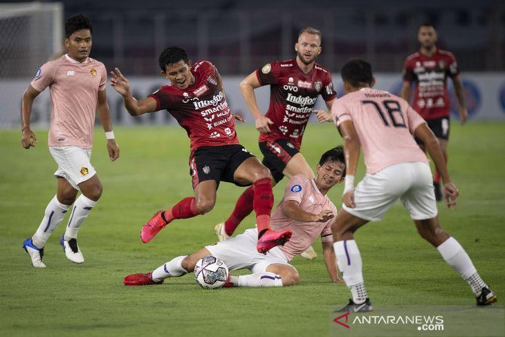 Jelang pertandingan, Pelatih Bali United akui kemampuan skuad Barito Putera