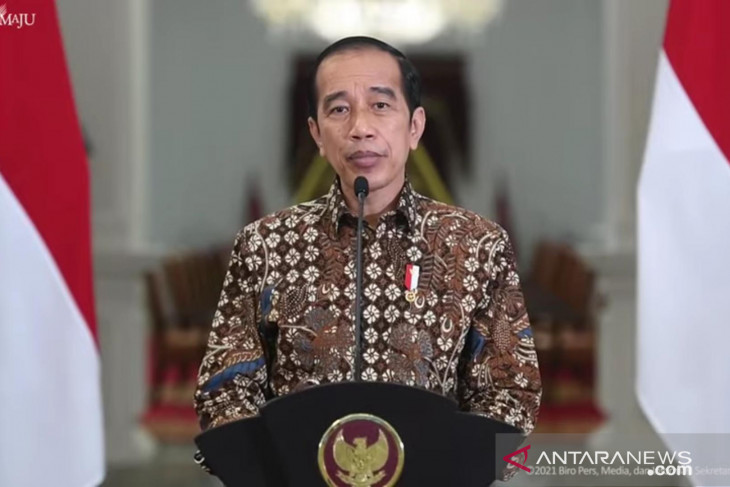Presiden: Jawa-Bali tunjukkan perbaikan penanganan COVID-19