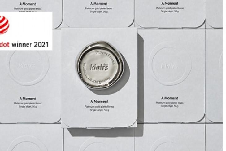 Dear, Klairs wins world's top 3 design award 'Red Dot Design' Award