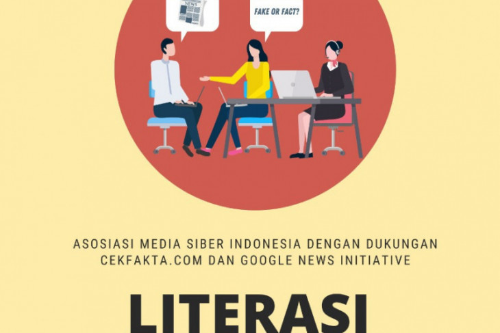 AMSI Kalbar gelar pelatihan literasi berita cegah hoaks