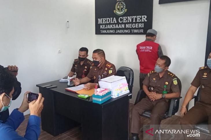 Kejari Tanjabtim terima pelimpahan tersangka korupsi TPA
