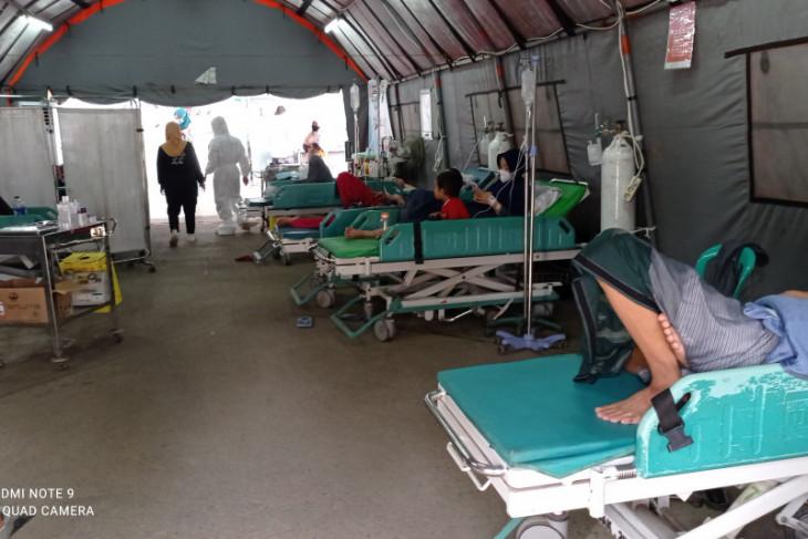 Pasien COVID-19 aktif di Lebak kembali menurun 12 menjadi 168 orang
