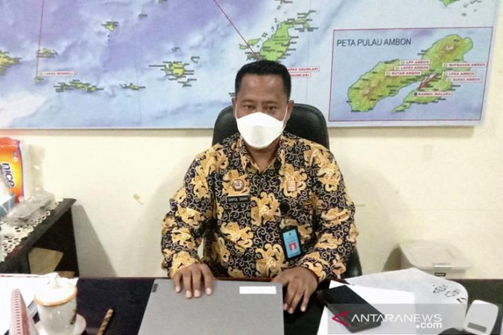 522 orang napidana di Maluku sudah vaksinasi COVID-19 dosis pertama masih terkendala stok vaksin