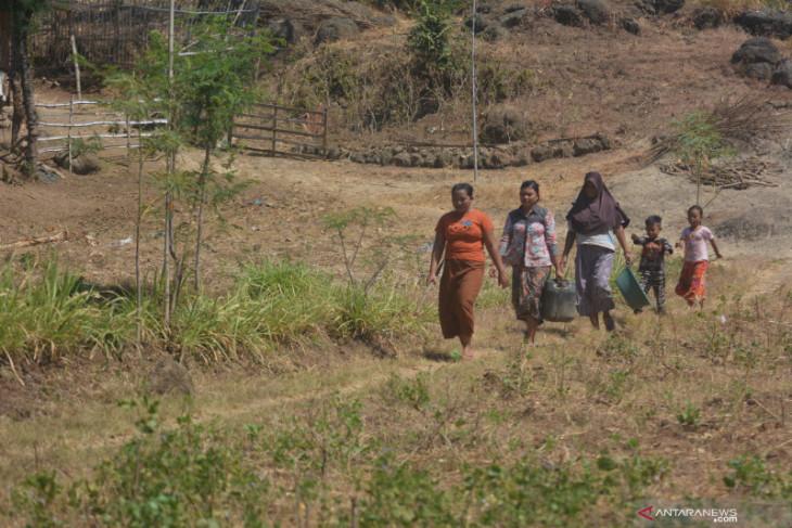 85,1 persen wilayah Indonesia sedang musim kemarau