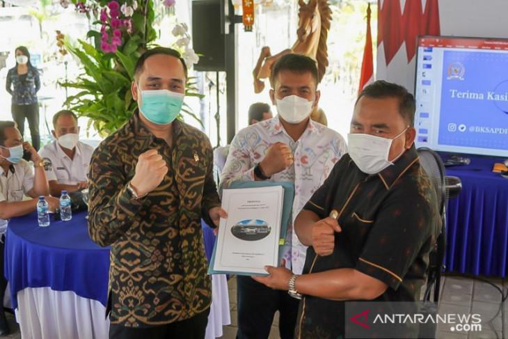 Pemkab Jembrana titip program ke DPR Pusat