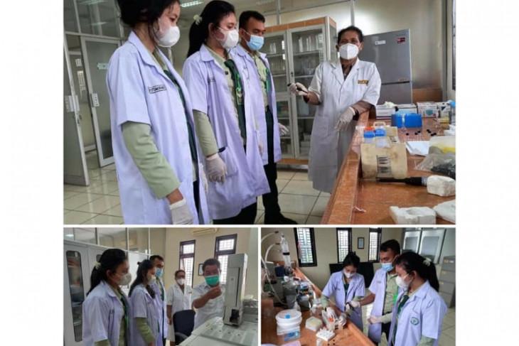 Polbangtan Medan tingkatkan kemampuan mahasiswa terkait pengujian residu pestisida