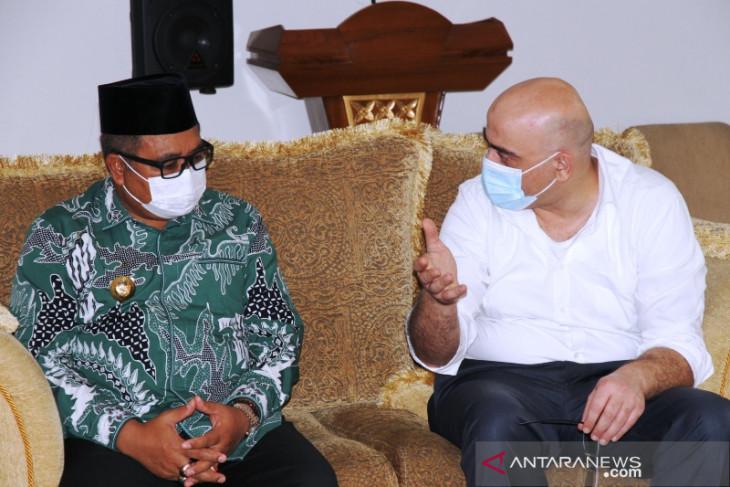 Kedubes Palestina larang warga Indonesia serahkan bantuan di luar kedutaan
