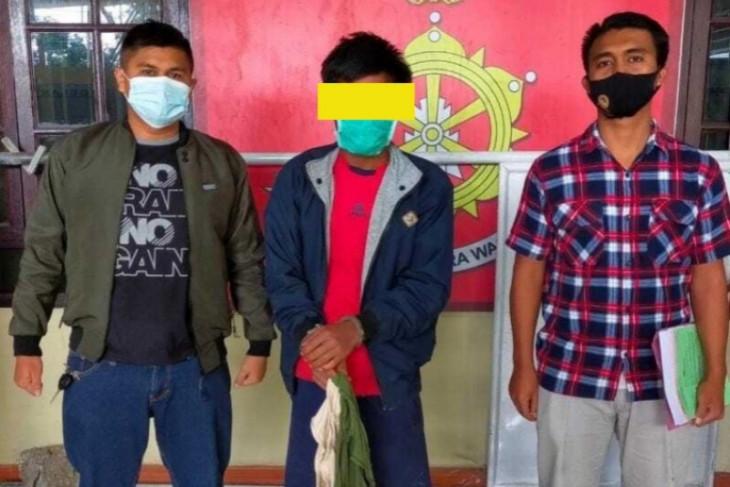 Polres Dairi amankan pelaku pencabulan terhadap gadis 17 tahun