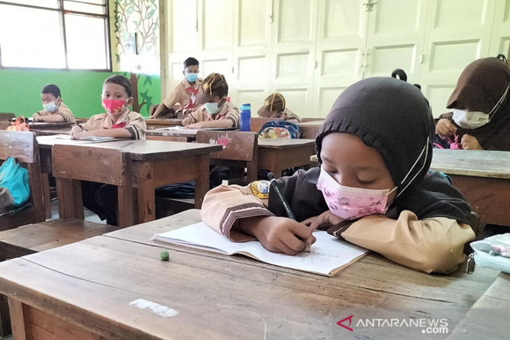 A glimpse of hope as Jakarta schools reopen