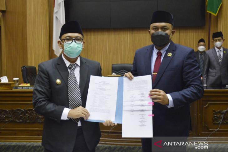 Pemkab Bogor anggarkan Rp520 miliar untuk pemulihan ekonomi tahun 2022