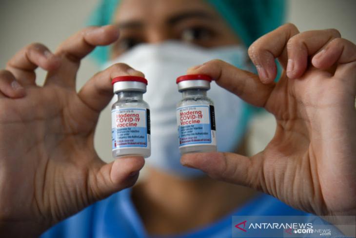 Moderna tarik vaksin yang terkontaminasi di Jepang