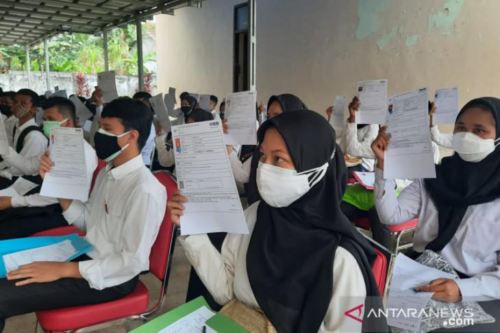 17 ribu peserta ikuti tes CPNS di UPT BKN Jambi dengan Prokes COVID-19