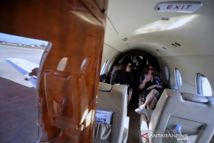 Bisnis transportasi 'private jet' meningkat selama COVID-19