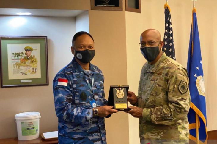 Kasau gelar pertemuan bilateral dengan pejabat militer negara sahabat di PACS