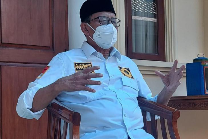 Gubernur Wahidin Halim dukung upaya KPK bongkar dugaan korupsi Dindik Banten