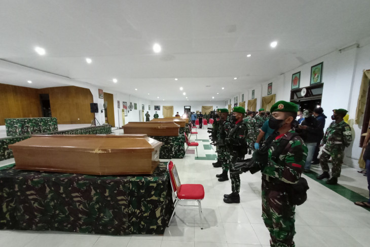 Bodies mount in Papua as fight against terror continues