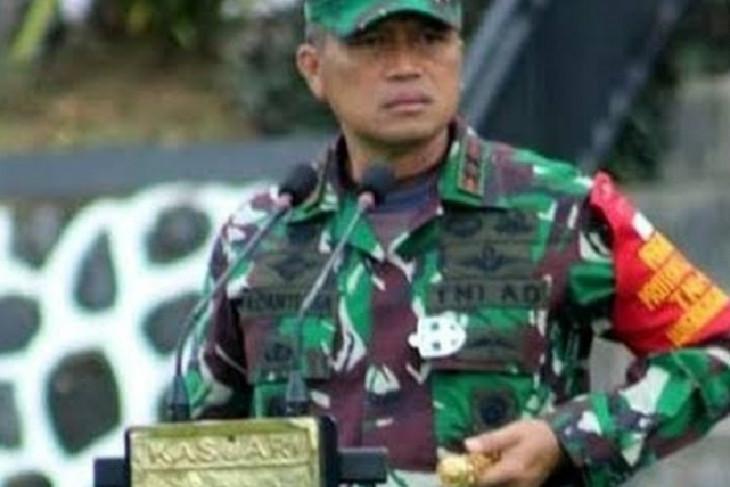 Empat prajurit gugur diserang OTK, Pangdam: Masih melakukan investigasi