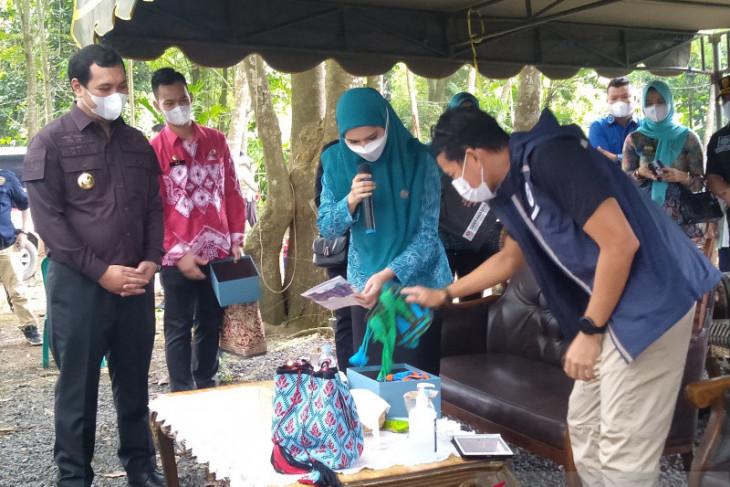 Sandiaga Uno kunjungi desa wisata Kampung Purun Banjarbaru