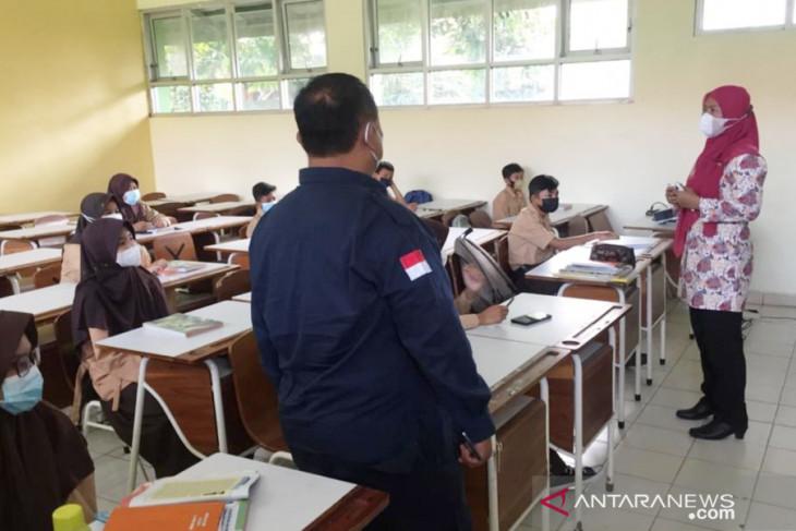 PTM di Bogor terkendala minimnya capaian vaksinasi siswa sekolah