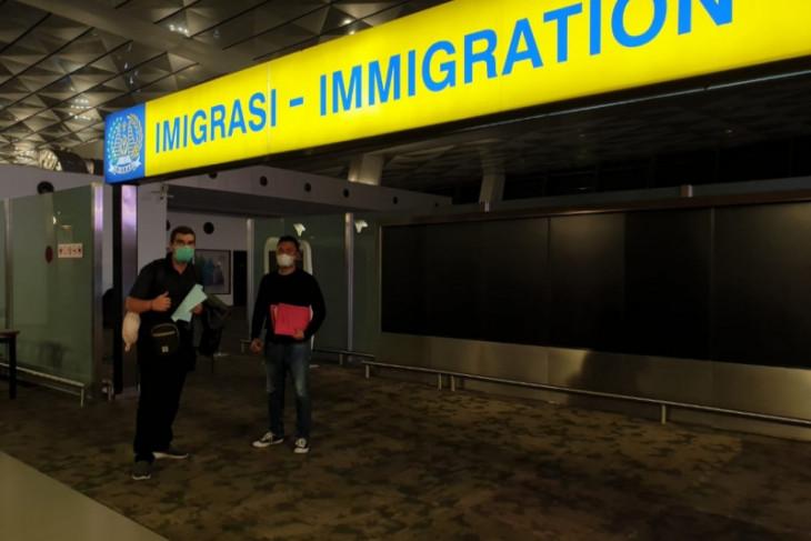 Imigrasi Bali deportasi warga Jerman usai bebas penjara