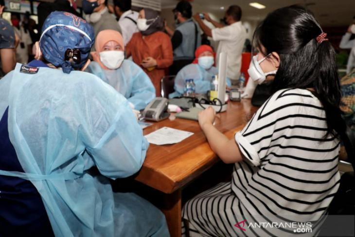 Dinkes Mukomuko mulai beri vaksin kepada ibu hamil