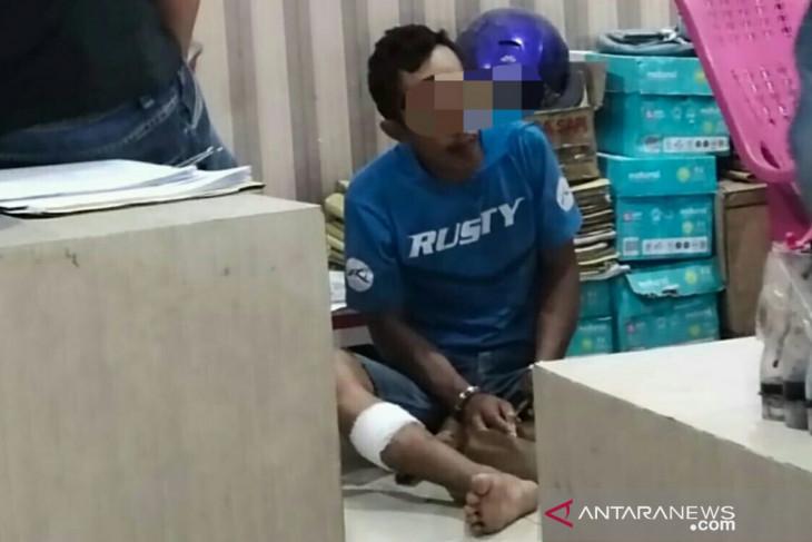 Satreskrim Polres Labuhanbatu tangkap pembobol Kantor PN Rantauprapat