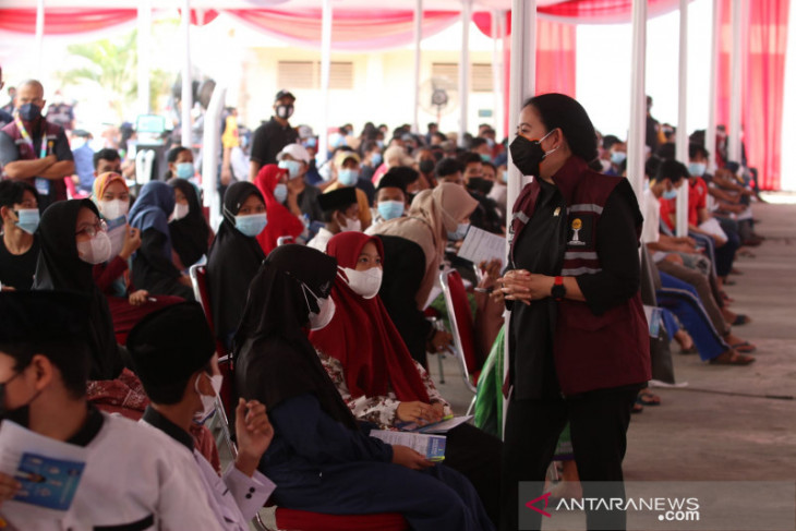 Ketua DPR puji tingkat vaksinasi COVID-19 di Indonesia