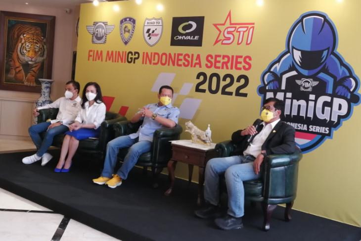 MiniGP Series siapkan pebalap muda Indonesia ke MotoGP