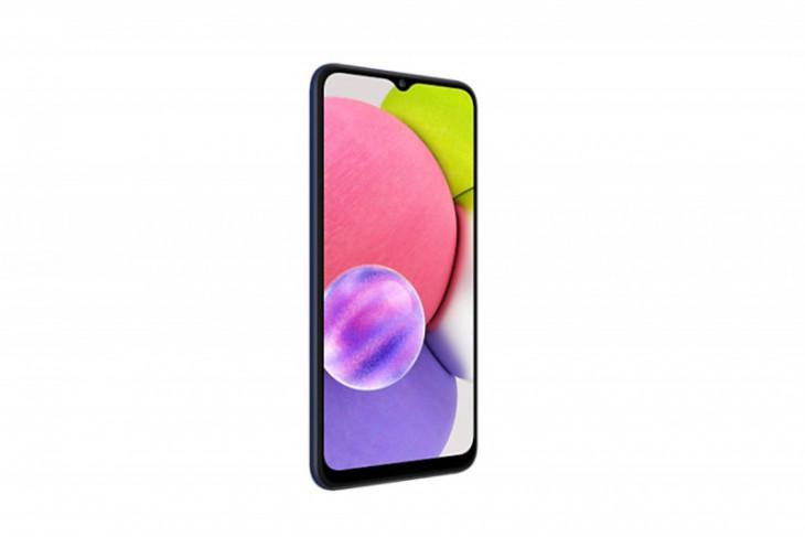 Samsung Galaxy A03s, entry level dengan memori besar