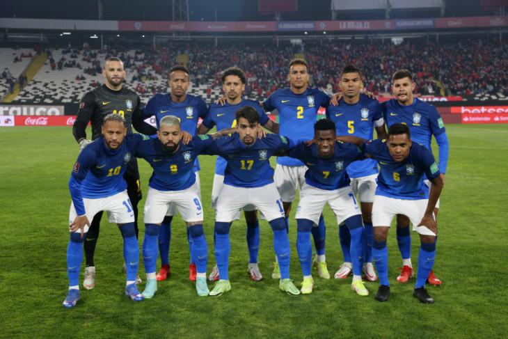 Kualifikasi Piala Dunia 2022, Brazil dan Argentina bertemu akhir pekan