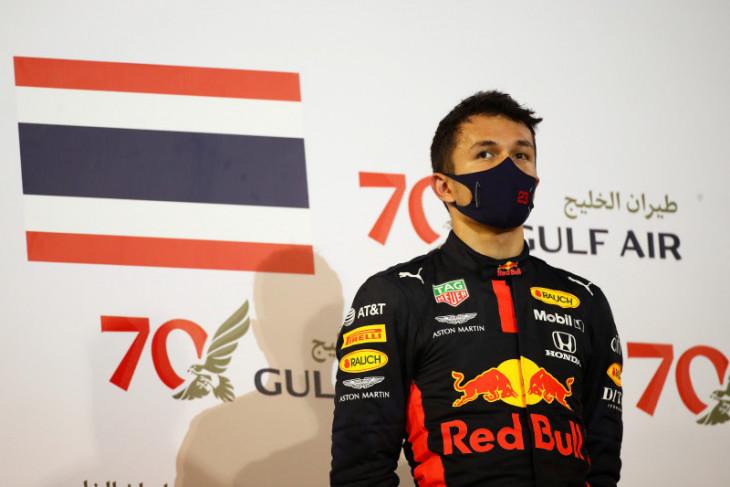 Red Bull ingin bawa Alexander Albon kembali ke F1